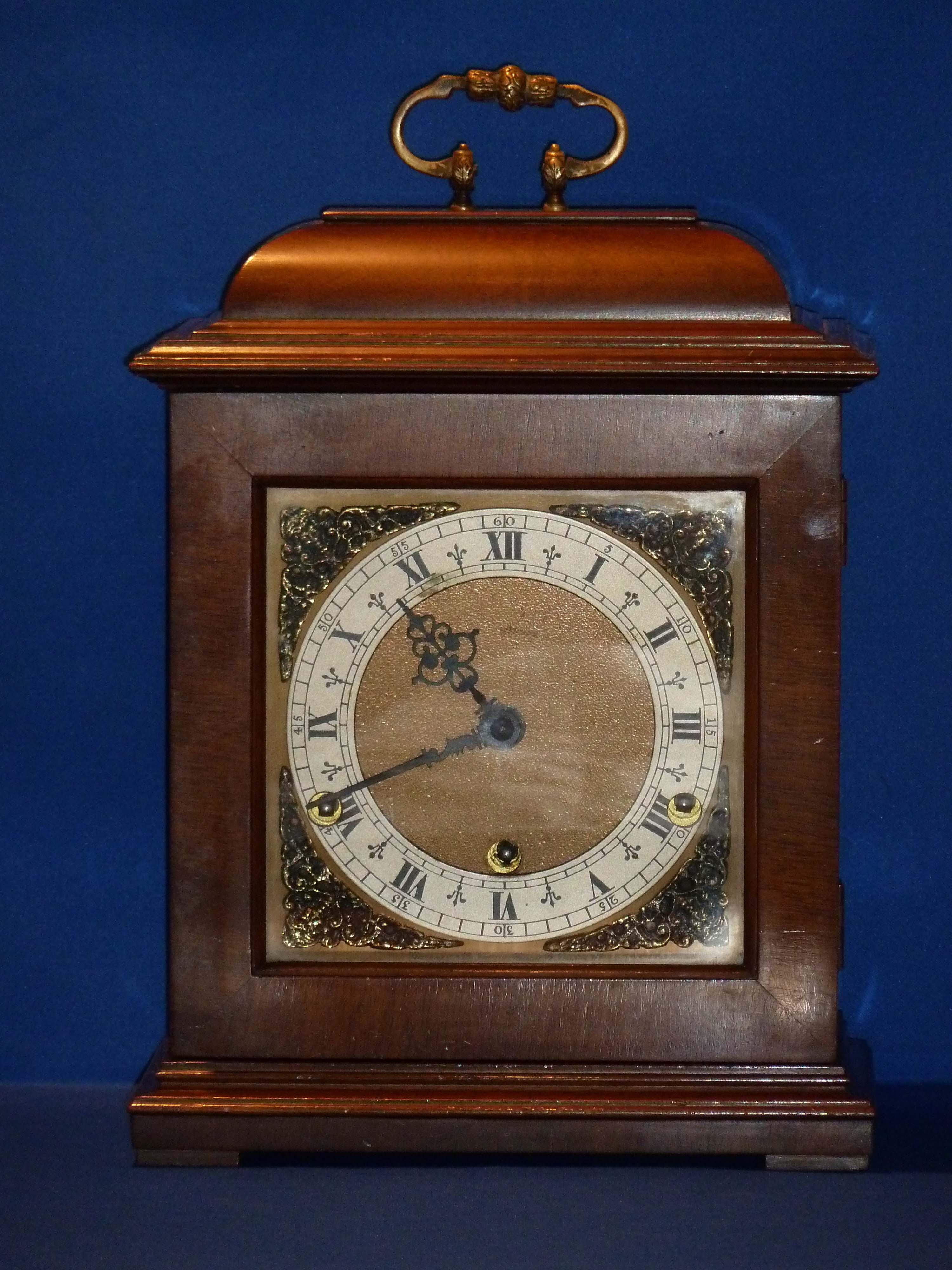 Bracket Clock Mantel Clock Westminster Clock Antique Clock