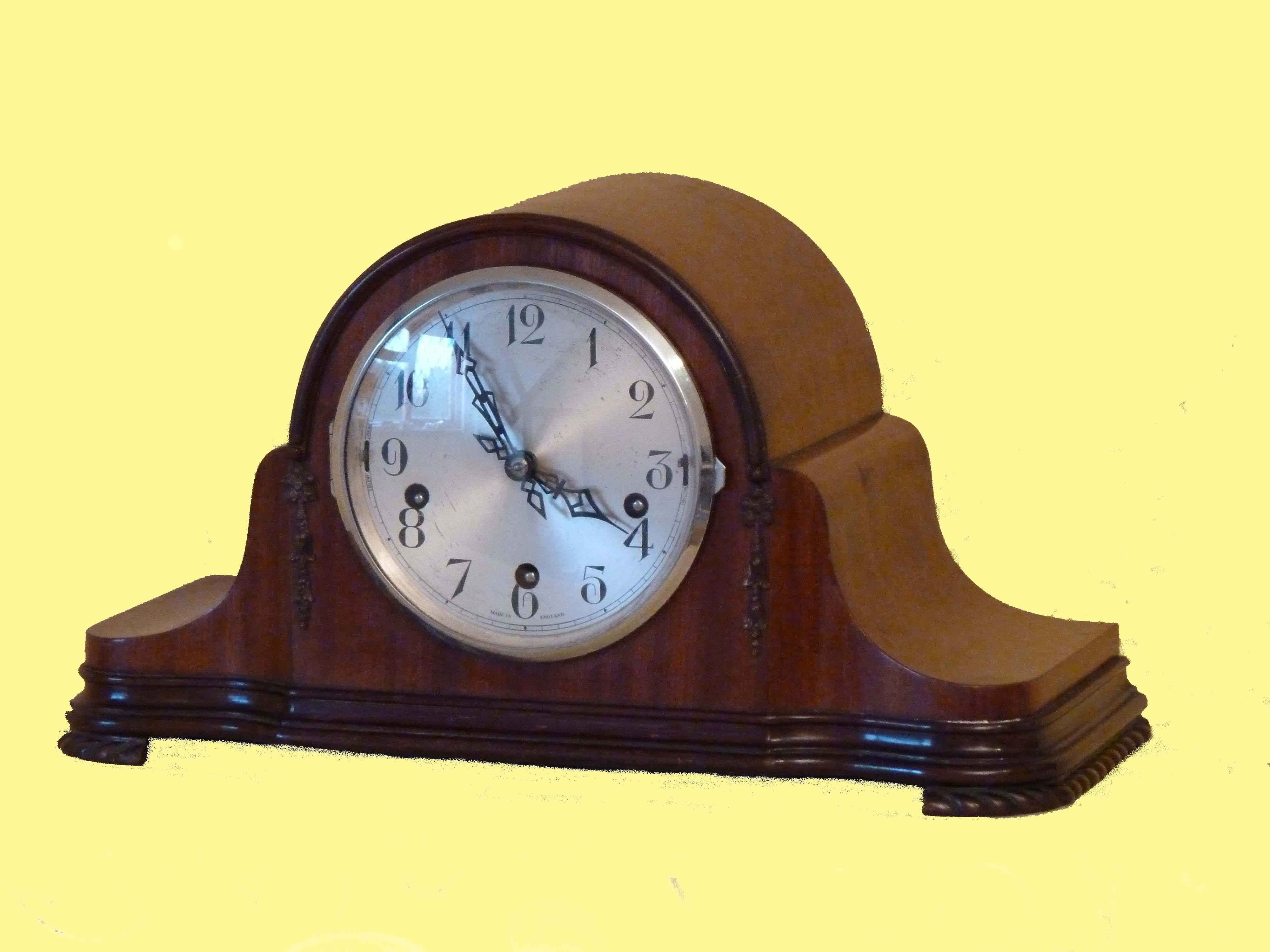 Napoleon Clock Hat Clock Tambour Clock Westminster Clock