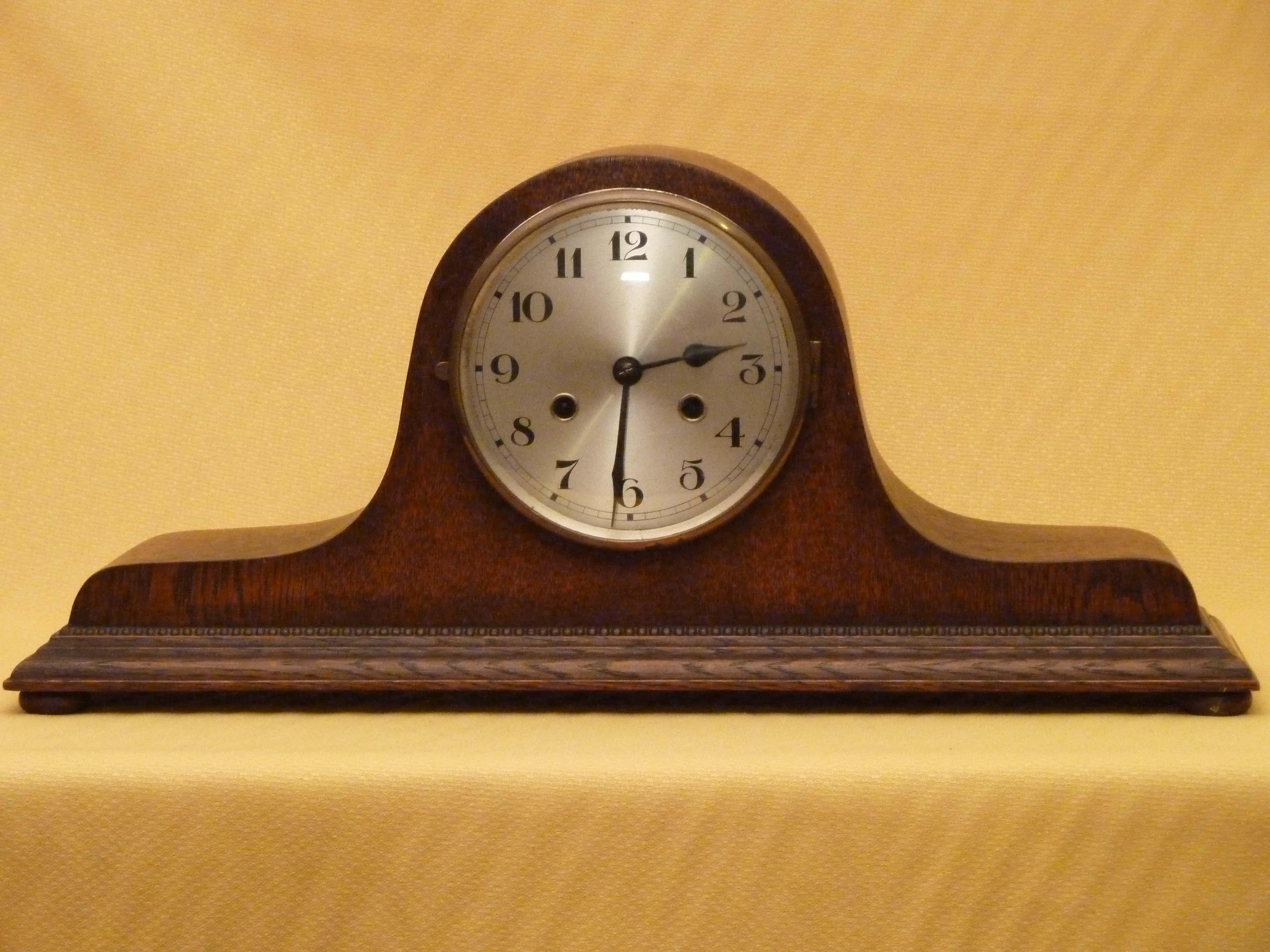 Napoleon clock | Hat clock | Tambour clock | Art Nouveau clock