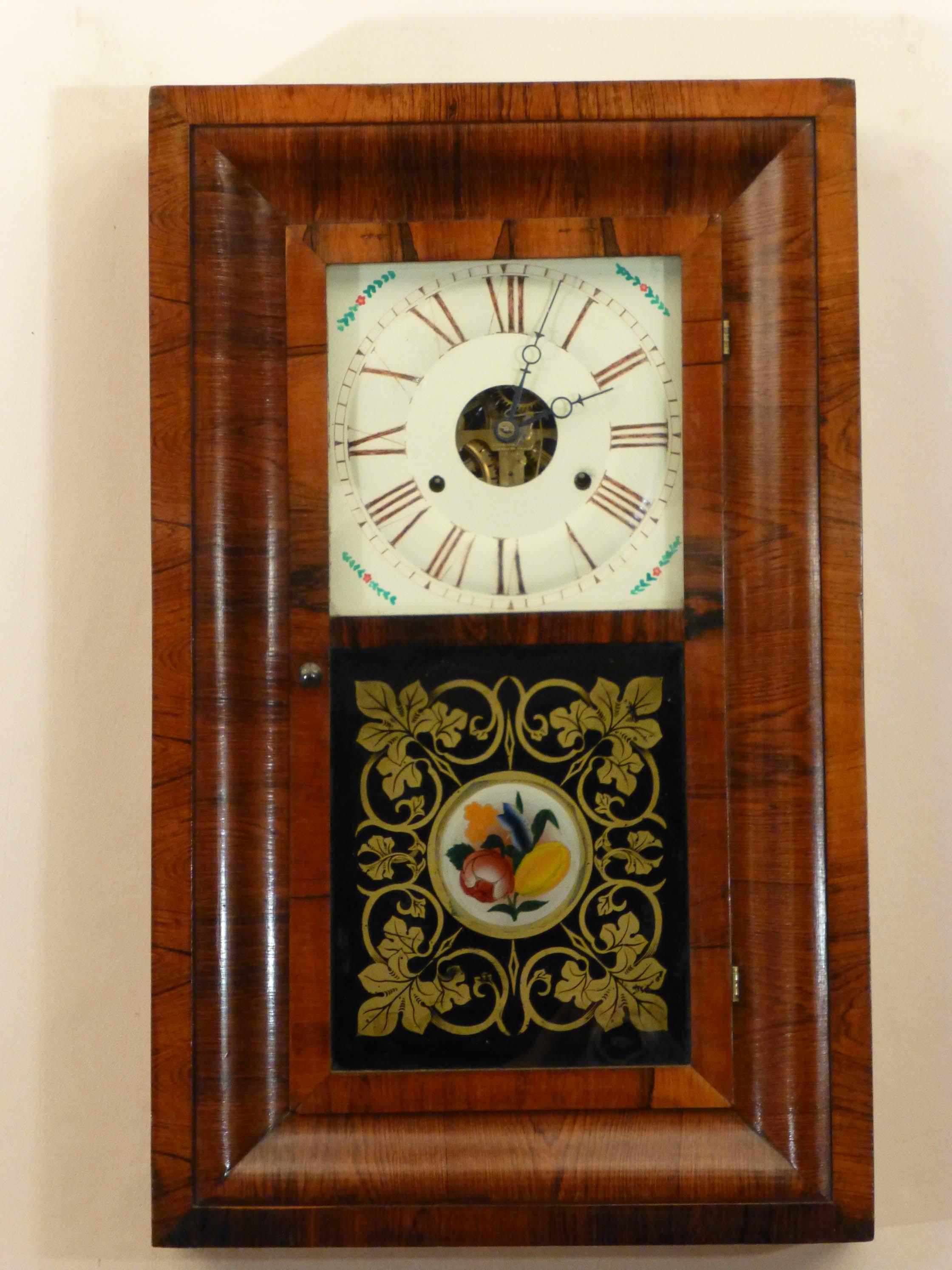 Antique Wall Clockusa Wall Clockseth Thomas Wall Clockessex